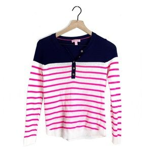 Lilly Pulitzer Adair Striped Pullover Sweater